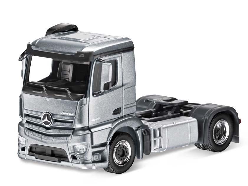 Modely nákladných vozidiel Mercedes-Benz