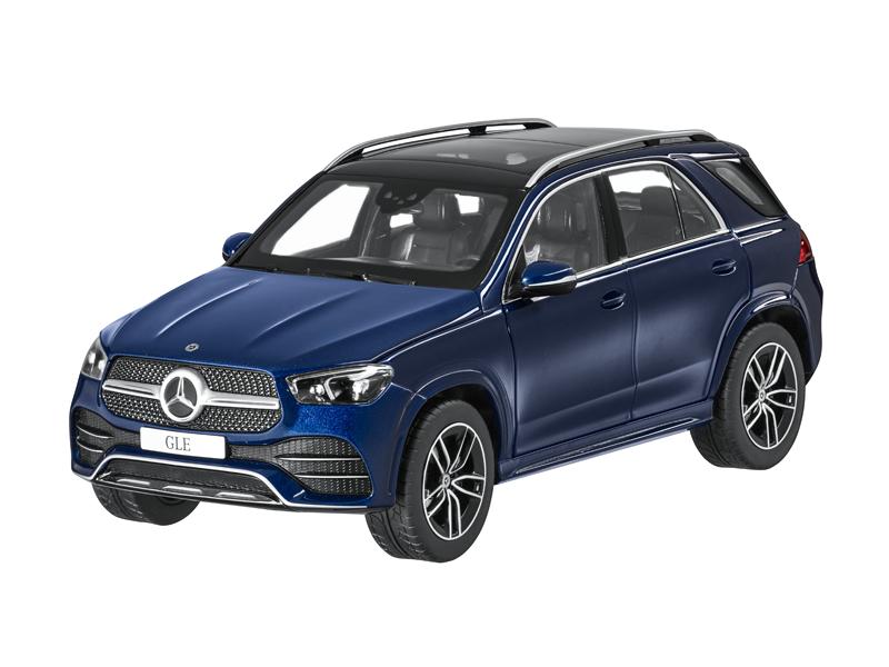 Model Mercedes-Benz M / GLE
