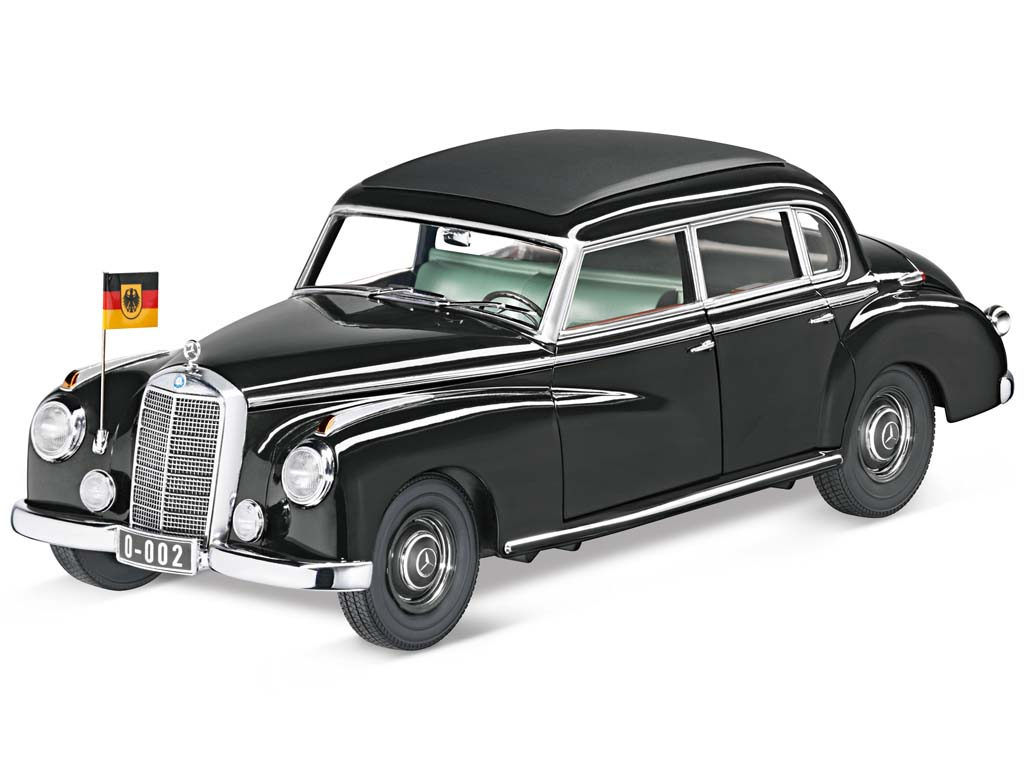 Historické modely Mercedes-Benz