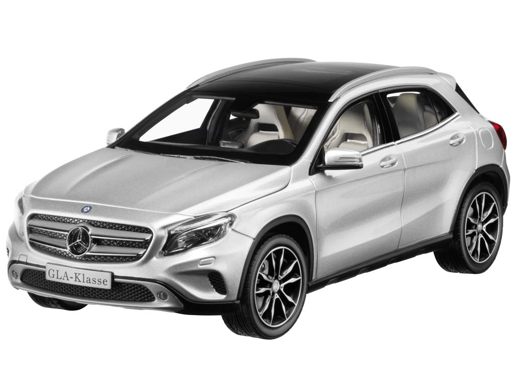 Model Mercedes-Benz GLA